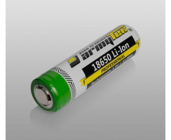 18650-er Li-Ion 3.7 V Akkumulatoren von Armytek 3200 mAh